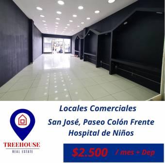 Local comercial San José