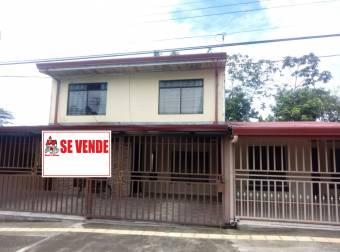 CG-20-1534.  Fabulosa  Casa  Familiar en Guápiles.  En Venta