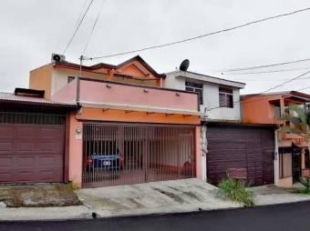 Venta de hermosa y detallada casa en Ulloa, Heredia. #20-1424