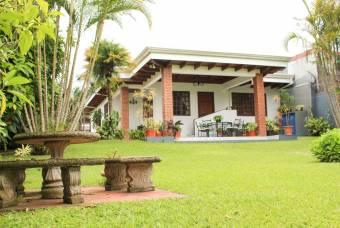 Venta de propiedad en Vásquez de Coronado, San Isidro.