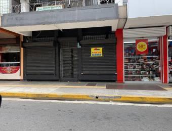 OFERTA !! Se alquila local sobre AV.CENTRAL en San José Centro