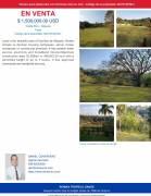 Land in the beautiful area of Carrillos de Alajuela.
