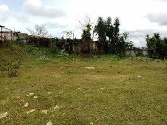 Lote con casa en Ciudad Quesada San Carlos Alajuela #993