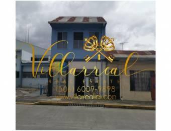 V#332 Céntrica Propiedad Comercial a la Venta/ San José