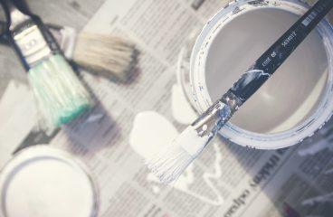 Te incomoda el olor a pintura en tu casa?